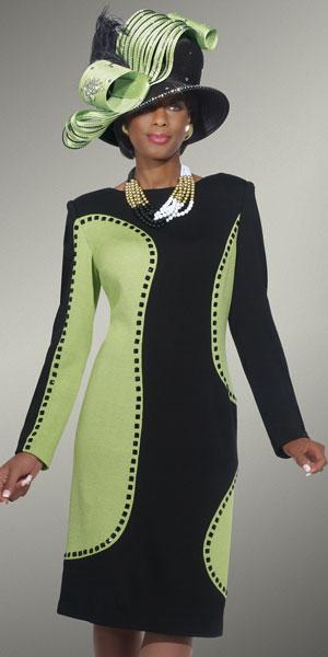 Designer Women Church Suits   Women Church Suits